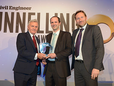 NCE International Tunneling Award 2016